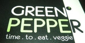 Green Pepper restaurant in Lisbon, Portugal